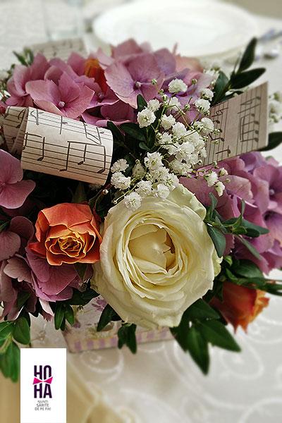 flori centerpiece